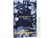 Boucheron Fleurs Eau De Parfum Spray for Women 2 ml Violet