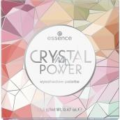 Essence Crystal Power Eye Shadow Palette