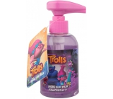 Trolls Liquid soap with baby sounds 250 ml