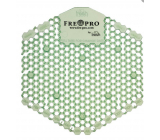 Fre Pro Wave 3D Cucumber / Watermelon Scented Urinal Strainer Green 2 pieces