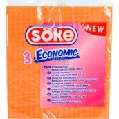 Soke Economic houbová utěrka 3 kusy