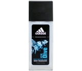 Adidas Ice Dive EdP 75 ml men's deodorant glass