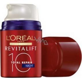 Loreal Revitalift Total Repair 10 Night Multi-Regenerating Cream 50 ml