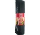 Alufix Garbage bags mega thick, black 110 liters, 70 x 100 cm, 10 pieces