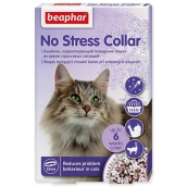 Beaphar No Stress Collar for calming, relieving stress, anxious cat 35 cm