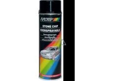 Motip Stone Chip Oversprayable black peeling agent 500 ml
