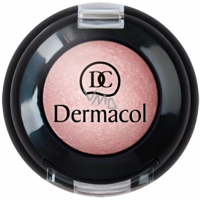 Dermacol Bonbon Wet & Dry Eye Shadow Metallic Look oční stíny 174 6 g