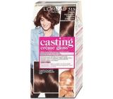 Loreal Paris Casting Creme Gloss Hair Color 518 Hazelnut Mochaccino