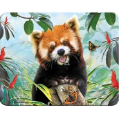 Prime3D magnet - Panda Red 9 x 7 cm