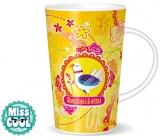 Nekupto Miss Cool Mug Hen Charming & tender 350 ml