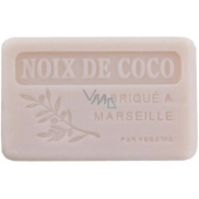 NeoCos Coconut natural, organic, from Provence, Marseilles soap with shea butter 125 g