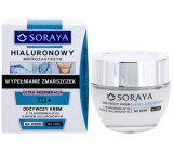 Soraya Hyaluronic Micro-Injection 70+ regenerating cream with transdermal hyaluronic acid per day / night 50 ml