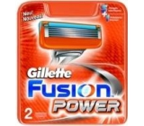 Gillette Fusion Power spare head 2 pieces