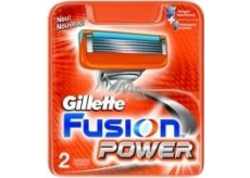 Gillette Fusion Power spare heads 2 pcs