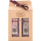 Bohemia Herbs Levander Christmas - gel 250 ml + 250 ml bath - lavender cartridge