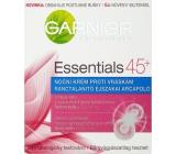 Garnier Skin Naturals Essentials 45+ Wrinkle Night Cream 50 ml