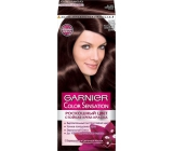 Garnier Color Sensation Hair Color 4.12 Diamond Brown