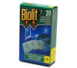 Biolit Pillows for electric mosquito repellent refill 20 pieces