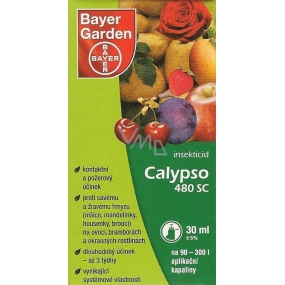 Bayer Garden Calypso 480SC against absorbent and carnivorous pests 30 ml