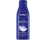 Nivea Body Milk Nourishing body lotion for very dry skin 250 ml
