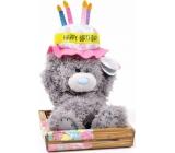 Me to You Teddy bear birthday hat 14 cm
