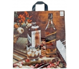 Press Plastic bag 43 x 47 cm Whiskey 1 piece