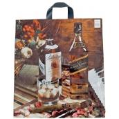 PE photo bag Whiskey