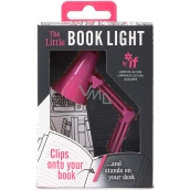 If Miniretro light on pink book
