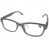 Eyeglasses + 4 gray pink MC2150