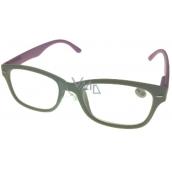Eyeglasses + 4 gray pink MC2150