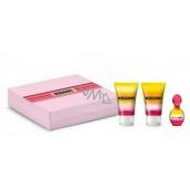 Missoni Eau de Toilette EdT 5 ml men's eau de toilette + 25 ml shower gel + 25 ml body lotion, gift set
