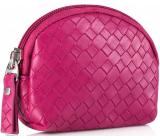Diva & Nice Cosmetic Handbag Purple 10 x 9 x 3 cm 50062