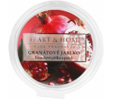 Heart & Home Pomegranate Soy natural fragrant wax 26 g