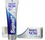 Signal White Now CC Care Correction Whitening whitening toothpaste with fluoride 75 ml