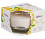 Bolsius True Scents Feel Happy - Feel happy scented candle in 90 x 63 mm glass