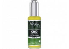 Saloos CBD bioactive body oil for problematic skin 50 ml