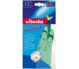 Vileda Standard rukavice gumové S malé 1 pár