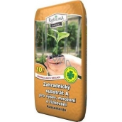 Peat Soběslav Horticultural substrate A for sowing, propagation and cutting 10 l
