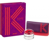 Kenzo Flower In The Air EdP 50 ml Women's scent water + cosmetic bag, gift set
