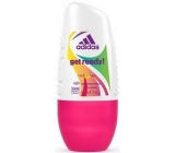 Adidas Cool & Care 48h Get Ready! for Her antiperspirant antiperspirant deodorant roll-on for women 50 ml
