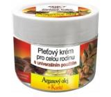 Bione Cosmetics Argan Oil & Karite Face Cream for the whole family 260 ml