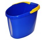 Spokar Kbelík plastový oválný 12l