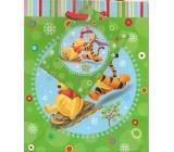 Albi Gift paper small bag 13.5 x 11 x 6 cm Christmas TS4 98897