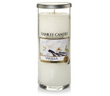 Yankee Candle Vanilla - vanilla decoration scented candle large glass glass 75 mm 566 g