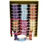 Ditipo Coil Raphia red-gold-green 10 m 2836
