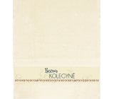 Albi Towel Crack fellow beige 90 x 50 cm