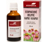 Aromatica Echinacea herbal drops for natural defenses from 3 years 50 ml