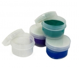 Jumping Clay Storage cup for modeling clay storage 1 piece