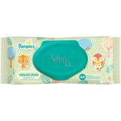 Pampers ubrous.Natural Clean 64pcs 6830