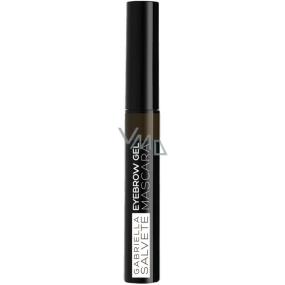 Gabriella Salvete Eyebrow gel eyebrow mascara 03 Dark Brown 6.5 ml